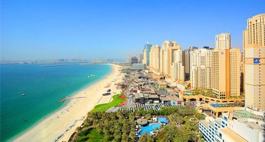 Holiday Homes in Jumeirah Beach Residence