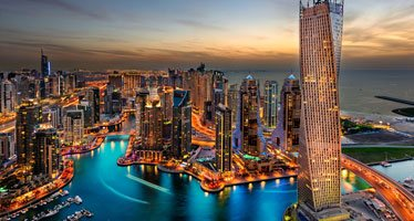 Holiday Homes in Dubai Marina